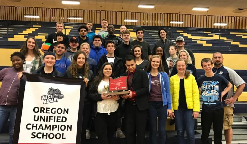 Oregon Unified Champion School