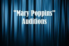 Mary Poppins auditions